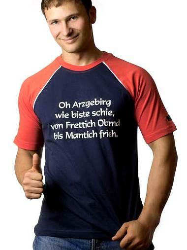 Oh Arzgebirg wie bist du schie,von Frettich Obmd bis Mantich frieh.